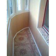 Отделка балконов и лоджий утепление в москве (утепление балк.