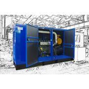 Малошумный электроагрегат ВЭТЗ АД100 фото