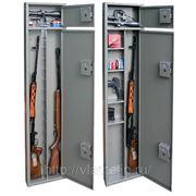 Оружейный шкаф Городской-1 фото