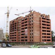 Строительство зданий и сооружений фотография