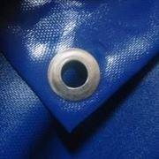 ПВХ двухсторонний 2х3м, с люверсами фото