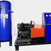 Стенд для испытания и обкатки пневматических компрессоров СК ЭК-7В фото