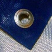 ПВХ односторонний 3х5м, с люверсами фото