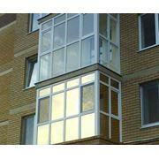 Архитектурное тонирование окон квартир фото