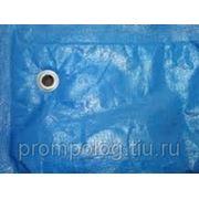 Тент тарпаулин (полипропилен) 6*8 фото