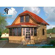 Строительство домов из камня фото