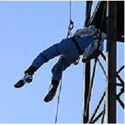 Промышленный альпинист несчастный случай
