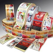 Печать, полиграфия, ценники, билеты, этикетка фото
