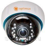 Optimus ID-728 Купольная видеокамера фото