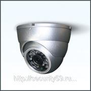 Антивандальная камера видеонаблюдения с ИК-подсветкой RVi-121SsH (3.6 мм) фото