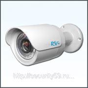 Уличная IP-камера видеонаблюдения RVi-IPC41DNS фото