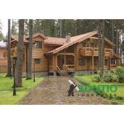 Финские деревянные дома фото
