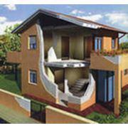 Монолитное строительство загородных домов