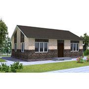 Строительство частных домов фото