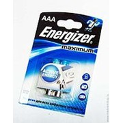 Батарейка Energizer Maximum AAA/LR03 FSB2 /12/ фото