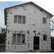 Утепление зданий и фасадов фото