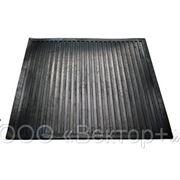 Коврик диэлектрический (50х50 см) фото