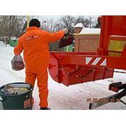 Вывоз бытового мусора от коттеджа