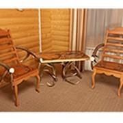 Мебель из оленьего рога фото