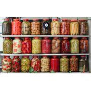 Консервирование пищевых продуктов фото