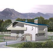 Строительство жилых домов из кирпича фото