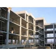 Монолитное строительство жилых домов
