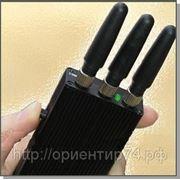 """Подавитель сотового телефона и средств спутниковой навигации """"СКОРПИОН GSM+GPS. фото"""