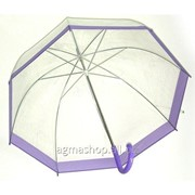 Зонт прозрачный фото