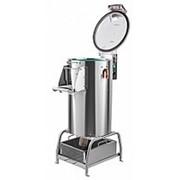 Машина картофелеочистительная кухонная МКК-150-01 с подставкой и мезгосборником фото