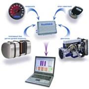 Система контроля расхода топлива Omnicomm фото