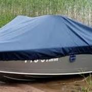 Чехол на лодку фото