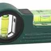 Уровень KRAFTOOL SUPERKRAFT-M литой, 2 ампулы, 0,5 мм/м, 250 мм. Артикул: 34717-025 фото