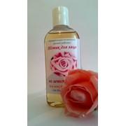 Натуральный тоник для лица из лепестков роз с прополисом. фото