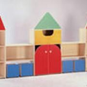 Мебель детская игровая. фото