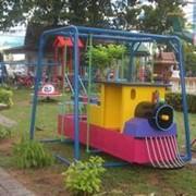 Детские городки фото
