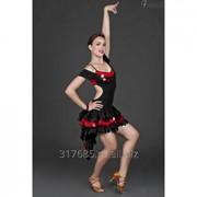 Платье латина Fenist Барселона 280 фото