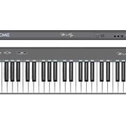 MIDI-клавиатура CME M-key фото