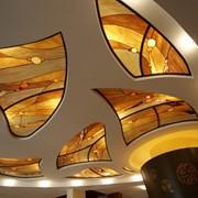 Дизайн потолка фото