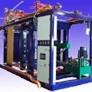 Формовочные автоматы для пенополистирольных изделий сложной геометрической формы фото
