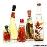 Уксус пищевой со специями и приправами ароматный фото