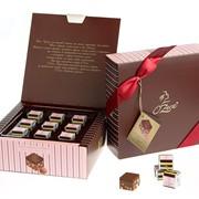 Конфеты шоколадные в коробках Вкус страстной ночи фото