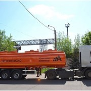 Перевозка топлива 30 куб.м. в Свердловской области фото