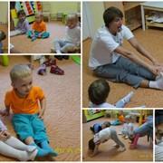Уход и развитие детей от 1,5 лет. С 8.00 до 13.00 фото