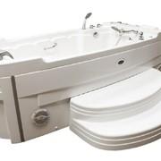 Профессиональная терапевтическая гидроаэромассажная ванна Олимпия фото