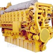 Генератор дизельный Caterpillar 3616 (5200 кВт) фото