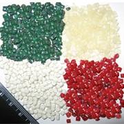 Композиции минералонаполненные гранулированные. фото