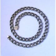 Кельтская цепь из серебра ЦС 017 фото
