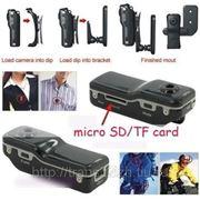 Мини-видеорегистратор MiniDV MD-80 (может использоваться как web-камера для PC)