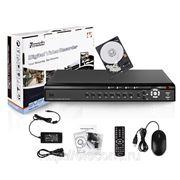 16-ти канальный DVR H.264 и 1TB жесткий диск фото
