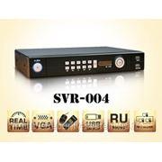 SVR-004 4 канальный пентаплексный видеорегистратор фото